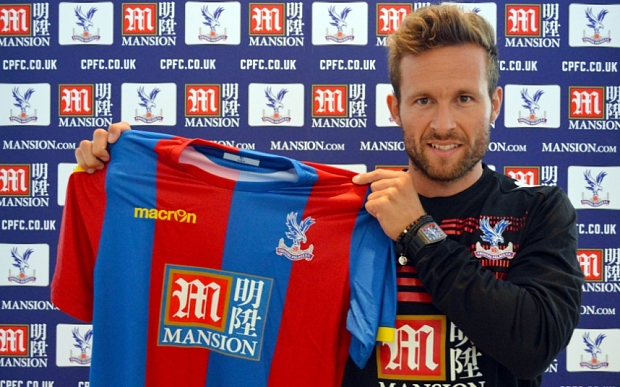 Yohan Cabaye Handout Photos